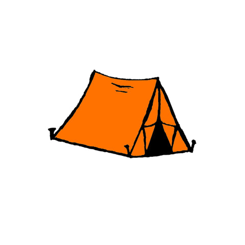 Orange Tent Collection