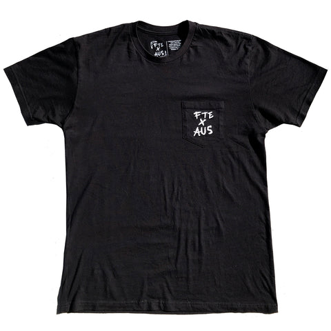 FTE x AUS Pocket Tee