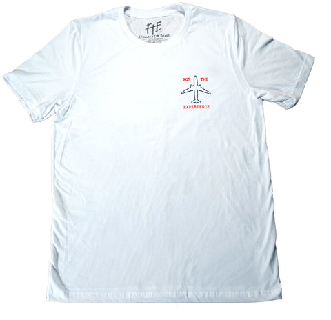 Aviation Tee (White)