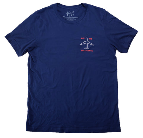 Aviation Tee (Blue)