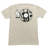 The Hendrix Tee (Heather Gray)