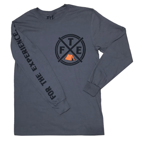 Orange Tent Longsleeve
