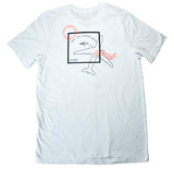Passport Tee (White)