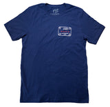 Passport Tee (Blue)