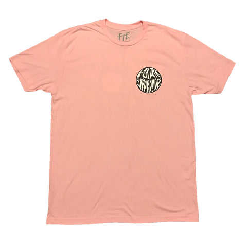 The Hendrix Tee (Soft Pink)