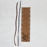 Handmade Leather Crossbar Straps