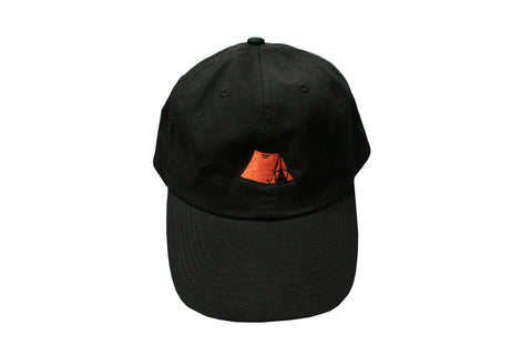 The Orange Tent Hat