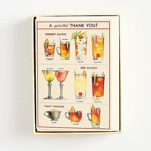 """A Spirited Thank You!"" Greeting Cards!"
