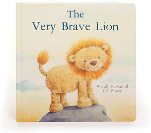 """The Very Brave Lion"" by Wendy Ravenhill & Cee Biscoe"