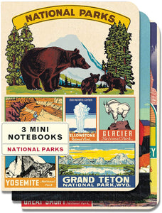 National Parks Notebooks!