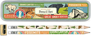 National Parks Pencil Set!