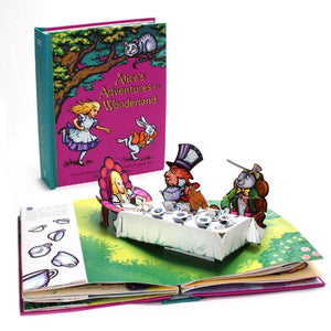 Adventure Pop Up Book