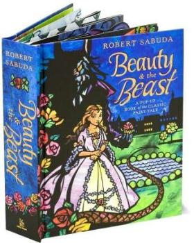 Beauty and the Beast Pop-Up Book Cover image