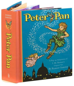 Peter Pan Pop-Up front cover