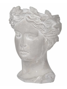 Vagabond Vintage Lady Head Planter