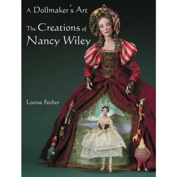 A Dollmaker's Art Nancy Wily front cover