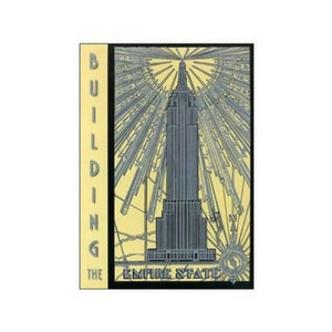 Empire State Building Flipbook front cover True Lily