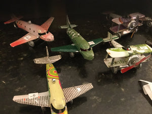 Recycled planes (large)