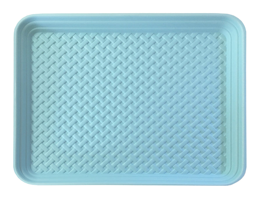 NEW! Bamboo Leaf Splash & Crumb Catcher Mat