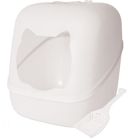Charlie's Litter Box & Scoop - Snow (NEW Price Reflects XL Shipping Costs)