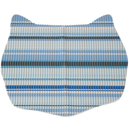 SALE! Small Space Mat - Caribbean Stripe