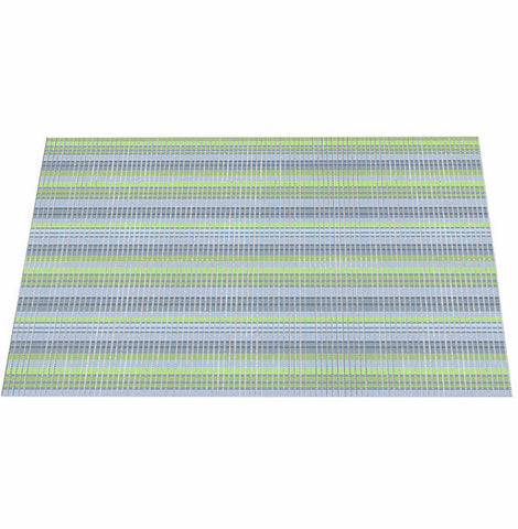 Perfect Litter Mat -  Sage Green Stripe