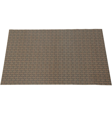The Original Ribbed Foam Litter Mat – Bamboo