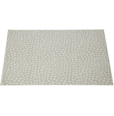 The Original Ribbed Foam Litter Mat - Khaki Dot