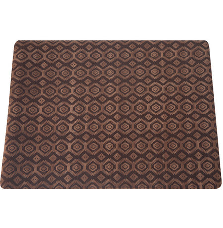 Amazing Microfiber Large Mat - Chestnut Brown