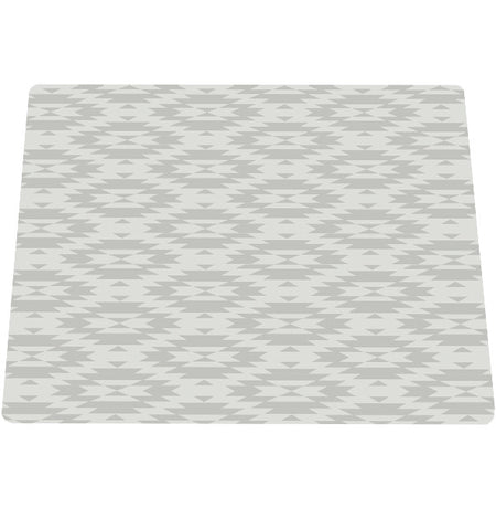 Deluxe Textured Microfiber Large Mat - Stone