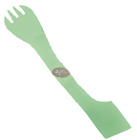 Dual Ended Cat's Food Fork - Freshwater