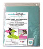 Organic Catnip & Silvervine Infused Paper Sheets (Teal/RoyalBlue)