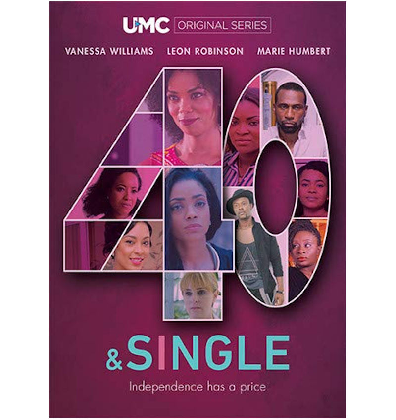 40 & Single: Season One DVD Vanessa Williams -