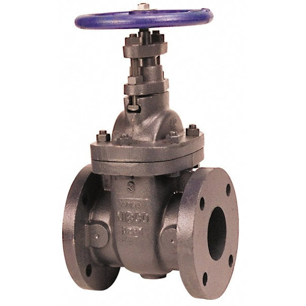 "NIBCO 12"", Class 125, Flanged, Iron, Gate Valve - New"