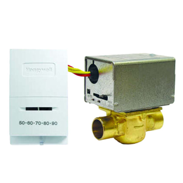 Honeywell Zone Control Builder Pack #Y496A1082 -