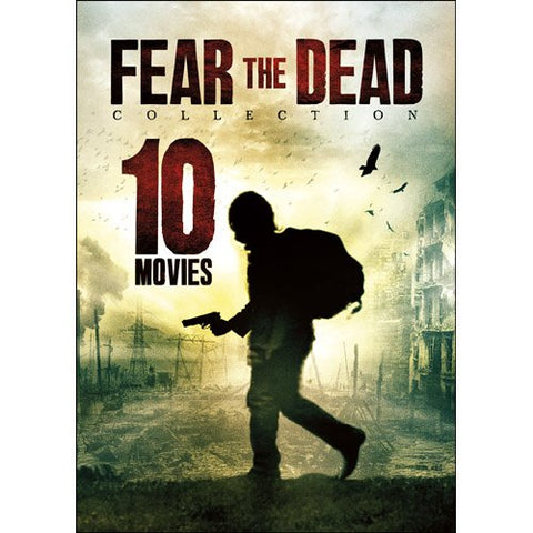 10-Movie Fear the Dead Collection DVD Marc Lawrence, Ben Kingsley - Brand New