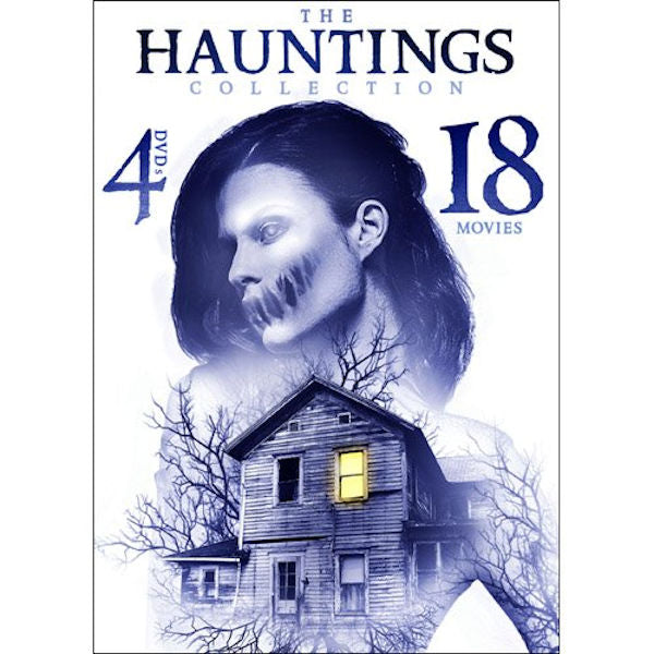18-Movie Haunting Collection DVD Kristina Klebe -