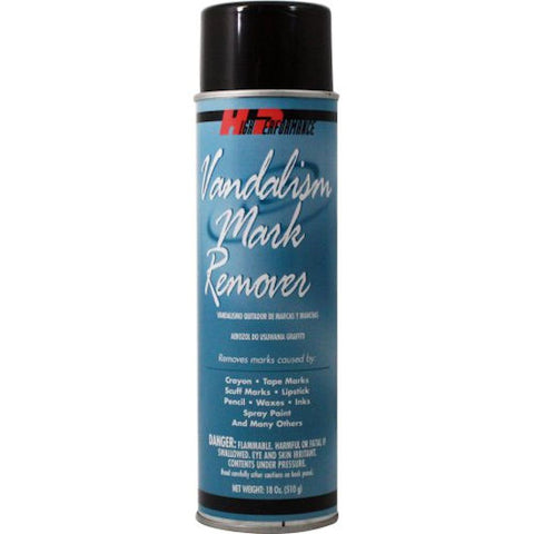 ( Case of 12 Cans ) -  High Performance Vandalism Mark Remover, 15 oz - NEW - New