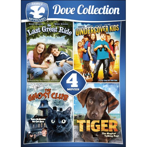 4-Movie Family Dove Collection Volume 2 DVD Ernest Borgnine -