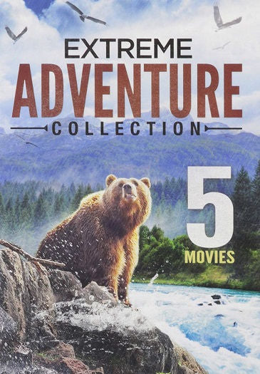 5-Movie Extreme Adventure Collection: Volume 2 DVD Lori Singer, Lee J. Campbell -