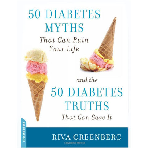 Diabetic Living The Ultimate 50 Diabetes Myths That Can Ruin Your Life Paperback - Brand New