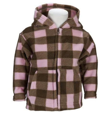 Pink/Brown Plaid