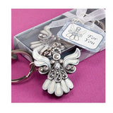 Angel Design Bookmark & Design Key-chain - New