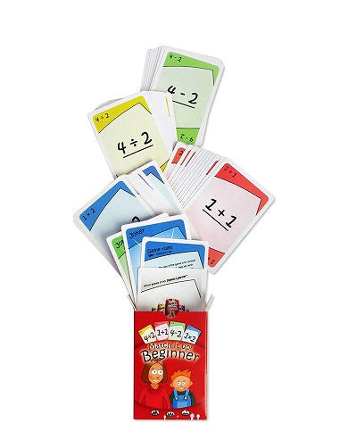 American Educational Match It Up! Beginners Match Learner, Grades 2-12 -