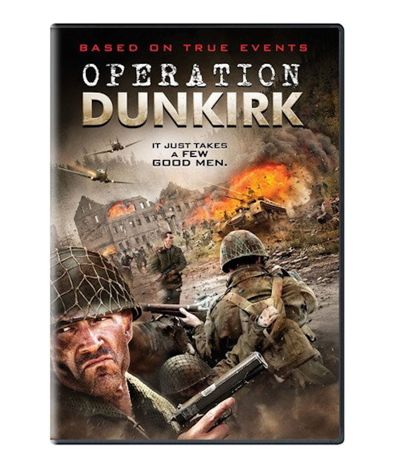 Operation Dunkirk DVD Tyler Cole -