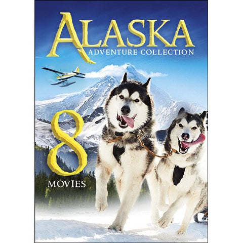 Alaska Adventure Collection DVD Graham Greene, John Schneider -