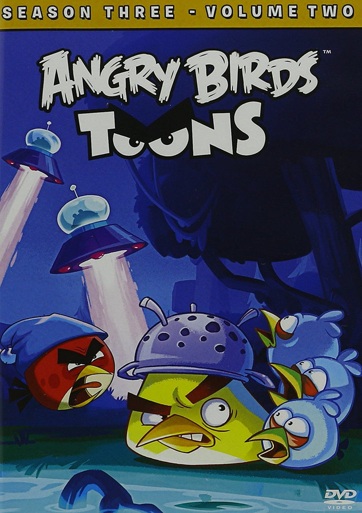 Angry Birds Toons: Season 3, Volume 2 DVD -