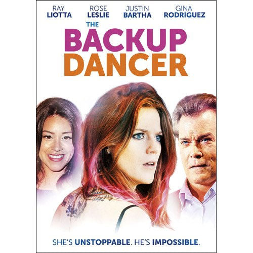 The Backup Dancer DVD Ray Liotta, Justin Bartha -