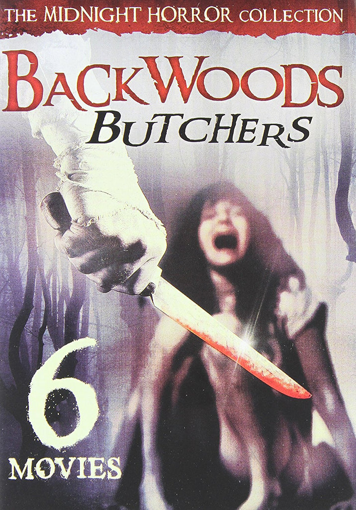 6-Movie Backwoods Butchers Collection DVD Scott Ash, Dennis Smithers -