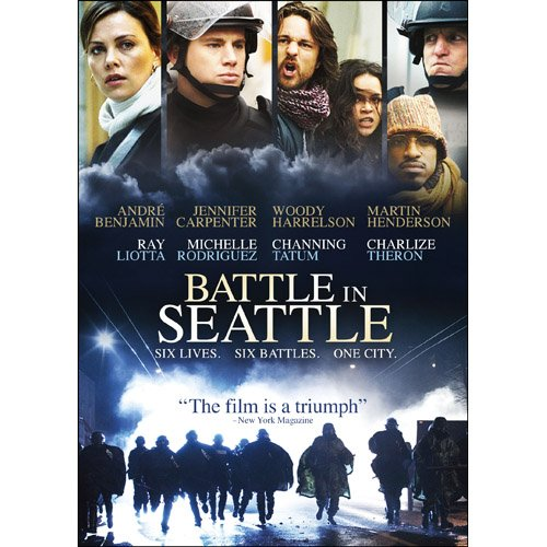 Battle in Seattle DVD Ray Liotta, Woody Harrelson -